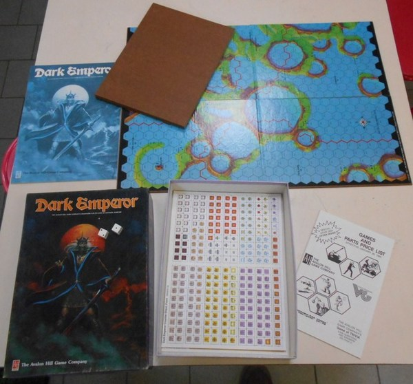 Dark Emperor Avalon Hill contents-small