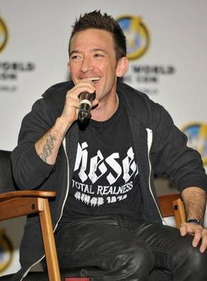David Faustino at Wizard World's Fan Fest