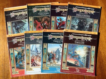 Dragonlance Compress