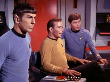 Kirk-Spock-McCoy