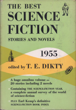 The Best Science Fiction Stories and Novels 1955-small
