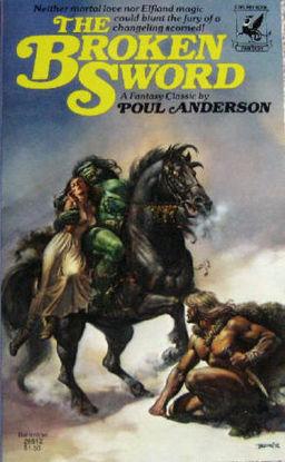 1971 cover art by Boris Vallejo