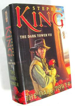 The 1,100-page The Dark Tower