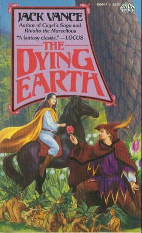 The Dying Earth Baen-small