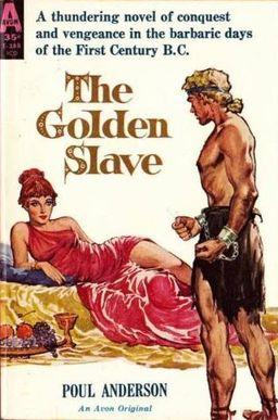 The Golden Slave Poul Anderson-small