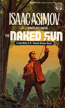 The Naked Sun Asimov-small