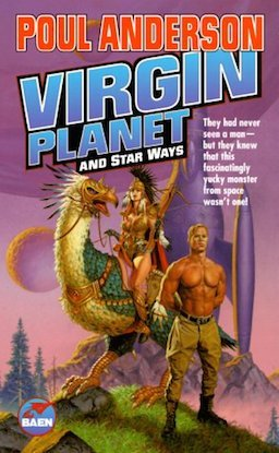 Cover of the Baen Edition.