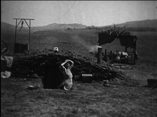 The Lady in the Dugout, Al Jennings' feature length film from 1918.