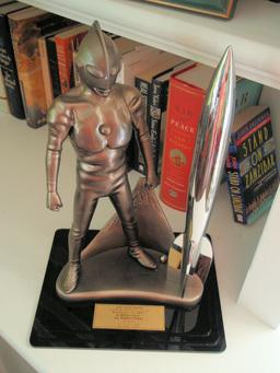 2007 Hugo Award-small