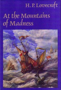 At the Mountains of Madness Arkham House Raymond Bayless 1985-small