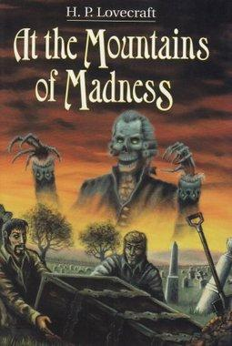 At the Mountains of Madness Arkham House Tony Patrick-small