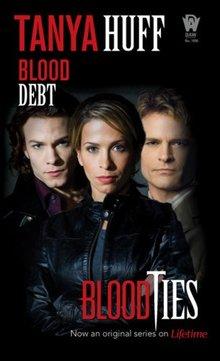 Blood Debt Tanya Huff-small