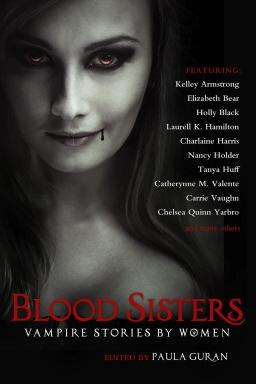 Blood Sisters Paula Guran-small