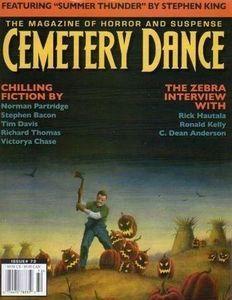 Cemetery Dance 72-rack