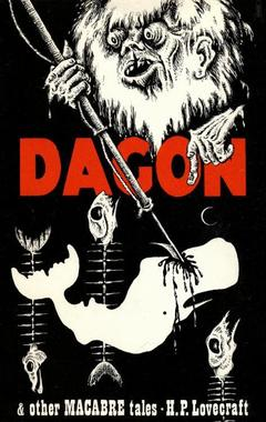 Dagon and Other Macabre Tales Lee Brown Coye 1965-small