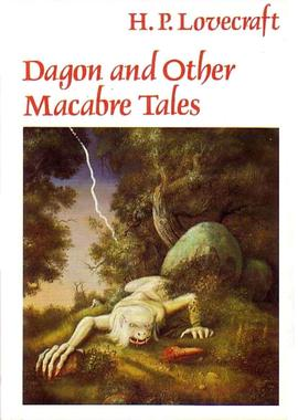 Dagon and Other Macabre Tales Raymond Bayless 1987-small