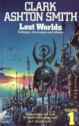 Lost Worlds Clark Ashton Smith-small