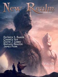New Realm magazine March 2015-rack