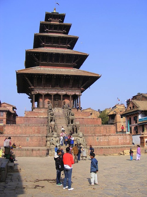 Nyatapola_Temple