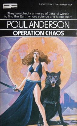 Operation Chaos Poul Anderson Berkley-small