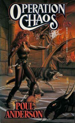 Operation Chaos Poul Anderson-small