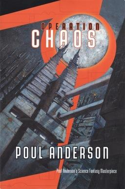 Operation Chaos trade paperback-small