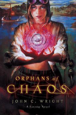 Orphans of Chaos John C Wright-small