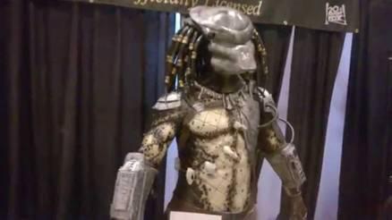 Predator suit-small
