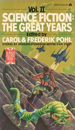Science Fiction The Great Years Volume II-small