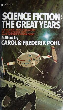 Science Fiction The Great Years-small2