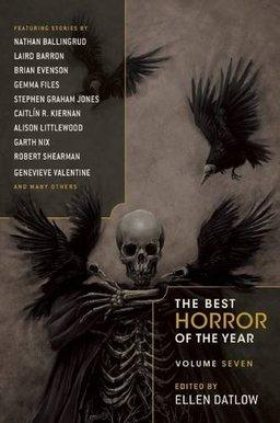The Best Horror of the Year Volume Seven-small