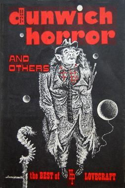 The Dunwich Horror and Others Lee Brown Coye 1963-small
