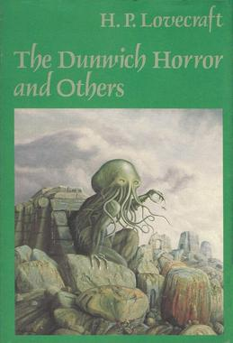 The Dunwich Horror and Others Raymond Bayless 1984-small