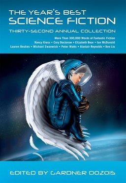 The Year's Best Science Fiction Thirty-Second Annual Collection-small