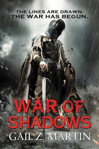 War of Shadows Gail Martin-small