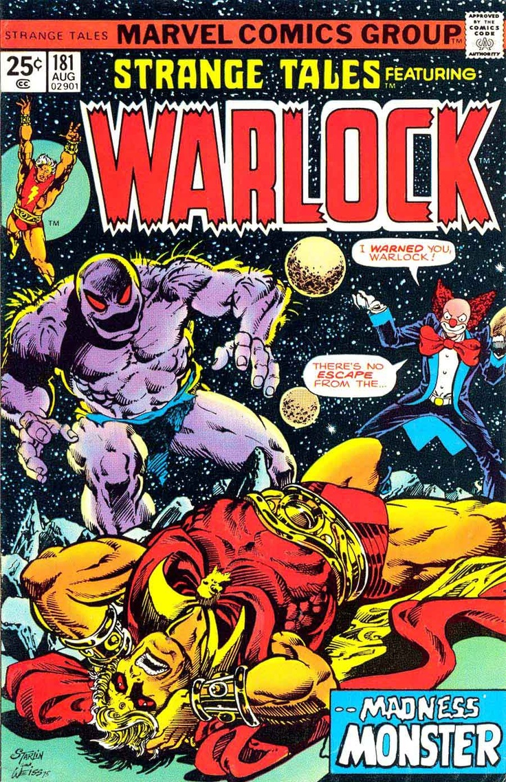 Warlock Madness Monster Adam Explained Marvel Character
