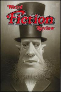 Weird Fiction Review 5-rack