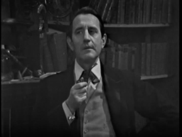Douglas Wilmer played a fine, very arrogant Holmes in a BBC tv series, which included The Bruce Partington Plans. He quit the part and was succeeded by Peter Cushing.