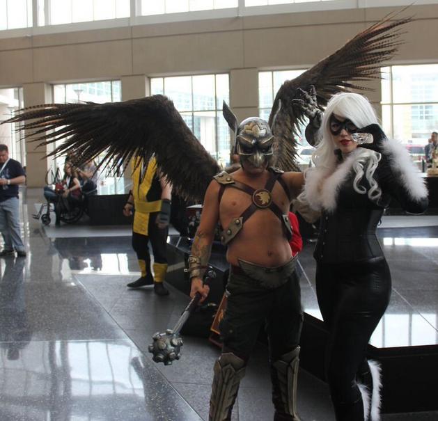 C2E2 cosplay