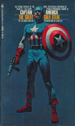 Captain America The Great Gold Steal-small