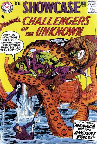 DC Showcase 12 Challengers of the Unknown-small