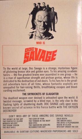 Doc Savage Merchants of Disaster-back-small