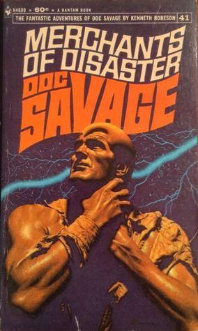 Doc Savage Merchants of Disaster-small
