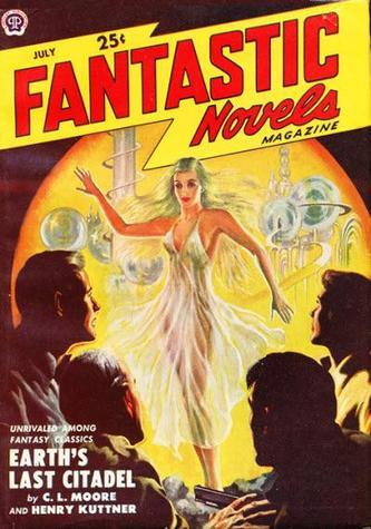 Fantastic Novels Magazine July 1950-small