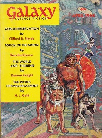 Galaxy April 1968 The Goblin Reservation-small