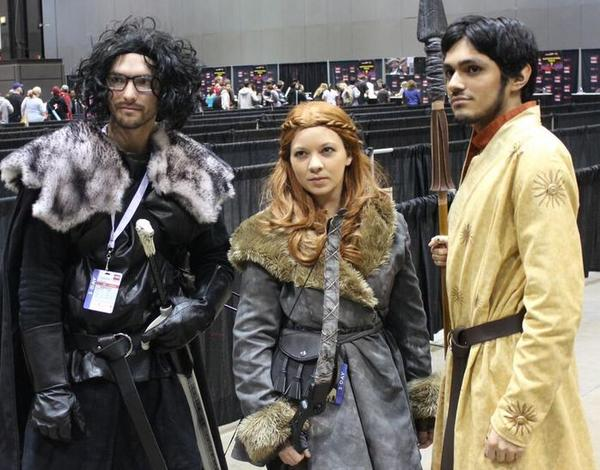 Game of Thrones cosplay-small