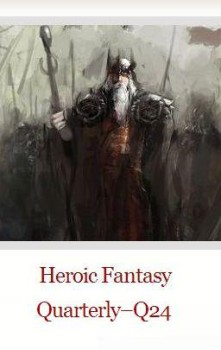 Heroic Fantasy Quarterly 24