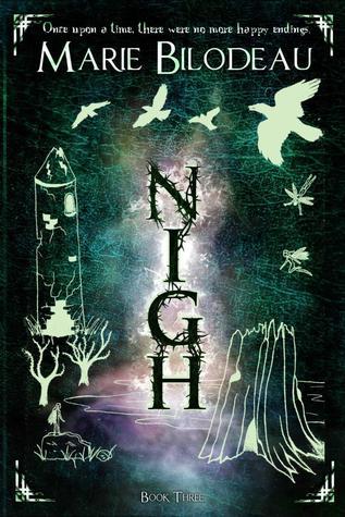 Nigh Marie Bilodeau Book 3-small