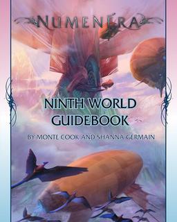 Numenera Ninth World Guidebook-small