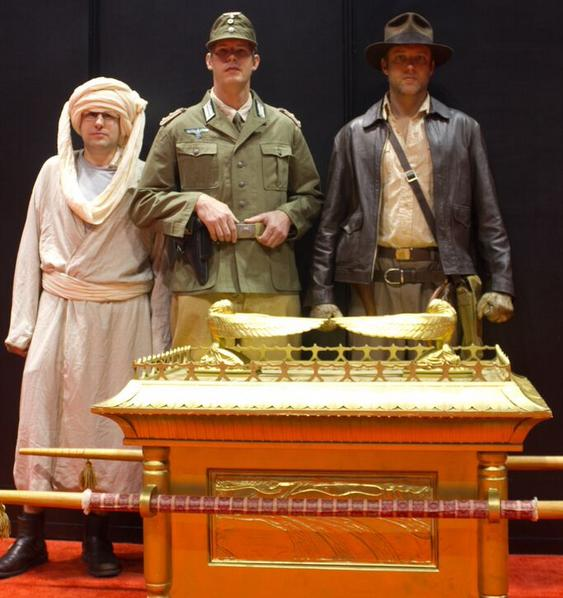 Raiders of the Lost Ark cosplay